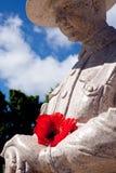 Aby nie Zapominamy wspominanie - Anzac - Zdjęcie Royalty Free