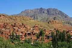 Abyaneh Lizenzfreies Stockfoto