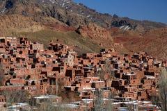 Abyaneh Dorf Stockbilder