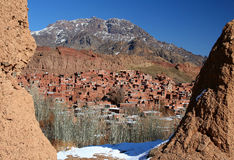 Abyaneh village Royalty Free Stock Photo