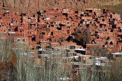 Abyaneh village Stock Images