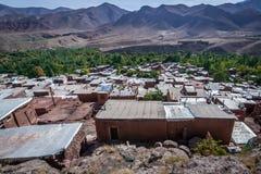 Abyaneh w Iran Zdjęcie Stock