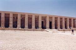 Abydos Ägypten Stockfotografie