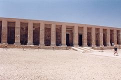 Abydos Egypte photographie stock
