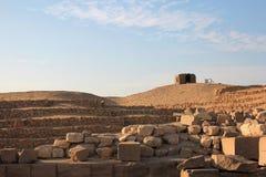 Abydos Tempel Stockfotografie