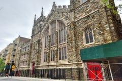Abyssinier Baptist Church - NYC Stockfotos