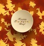 Acção de graças feliz Imagem de Stock Royalty Free