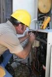 ac技术测试电压 免版税库存图片