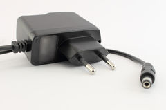 AC adapter Royalty Free Stock Images