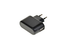 AC adapter Stock Image