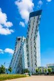AC Bella天空万豪旅馆在哥本哈根丹麦 库存照片