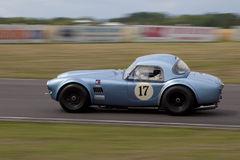 Ac cobra driwer gavin hendersion Royalty Free Stock Images