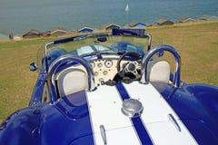 Ac cobra sports car Stock Image