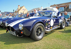 Ac cobra sports cars Stock Image