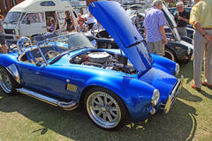 Ac cobra sports cars Royalty Free Stock Image