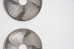 AC condenser fan Stock Photography