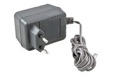 AC/DC adapter Royalty Free Stock Image