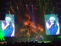 AC-DC Black Ice Tour Royalty Free Stock Photo