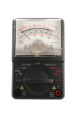 AC DC Voltage testing meter Royalty Free Stock Photography