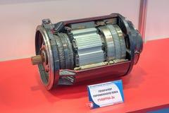 AC generator Obrazy Stock