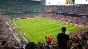 AC Milan contro Shkendija Immagini Stock
