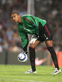 AC Milan goalkeeper Dida Stock Photography