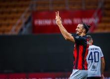 AC Milan vs Cagliari Calcio