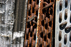 AC rust Royalty Free Stock Photography
