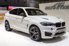 2015 AC Schnitzer BMW X6 (F15). Presented the 85th International Geneva Motor Show Stock Photo