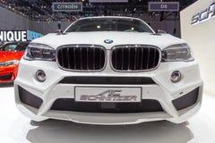2015 AC Schnitzer BMW X6 samochód Obraz Stock
