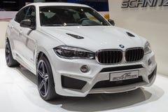 2015 AC Schnitzer BMW X6 (F15) Royalty-vrije Stock Foto