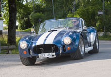 AC Shelby Cobra Royalty Free Stock Image