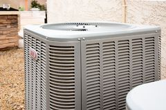 AC Unit stock photo