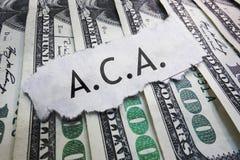 ACA Lizenzfreie Stockfotos