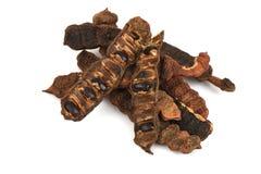 Acacia Concinna Pods (Soap Pods) Stock Photos