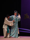 "Acacia disease-Kunqu Opera ""the West Chamber"" Stock Images"