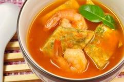 Acacia sour soup Stock Photography