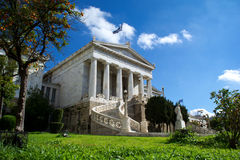 Académie d'Athènes photographie stock