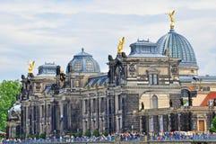 Académie de Dresde des beaux-arts photos libres de droits
