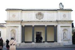 Académie des sciences pontificale Images stock