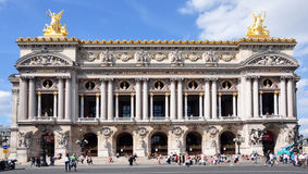 Académie Nationale DE Musique Parijs Royalty-vrije Stock Foto's