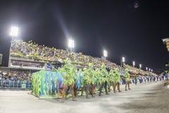 Acadamicos tun Cubango Lizenzfreies Stockbild