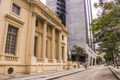 Academia brasileira das letras - Rio de janeiro Imagem de Stock
