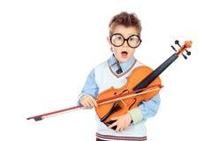 Academia da música Fotos de Stock Royalty Free