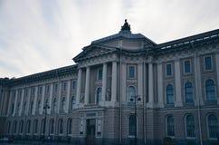 Academia das artes Imagem de Stock
