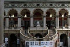 Academia de artes fotografía de archivo libre de regalías