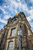 Academia de bellas arte Dresden, Alemania Imagen de archivo