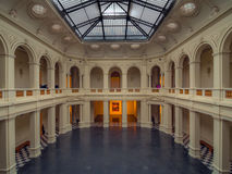 Academia de Bellas Artes immagini stock
