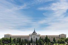 Academia de Infanteria in Toledo, Spain Stock Photos