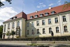 Academia de música en Bydgoszcz Imagen de archivo libre de regalías
